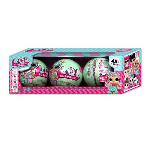 Куклы LOL 2 Series (3шт)