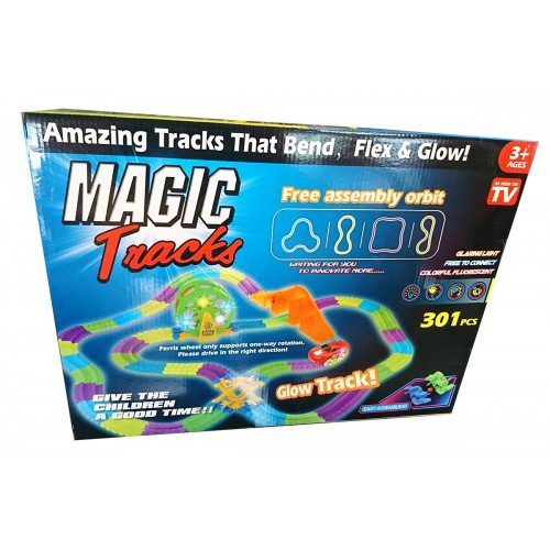 Magic tracks 301 дет.