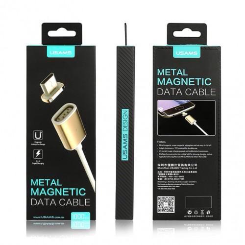 Магнитный кабель Android/Micro USB