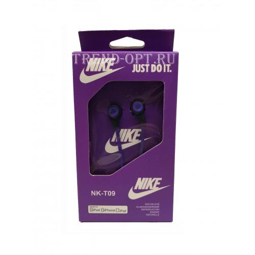 Вакуумные наушники Nike