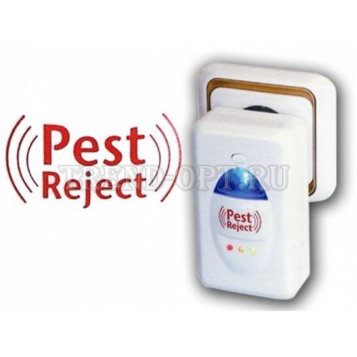 Pest Reject отпугиватель мышей, тараканов, крыс