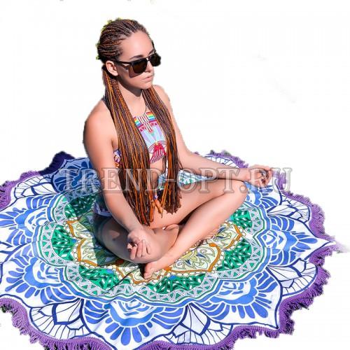 Покрывало для пляжа МАНДАЛА