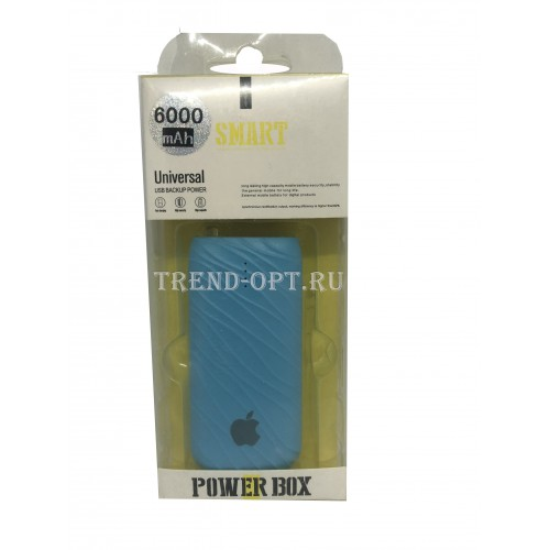 Powerbank  Power box 6000 mah