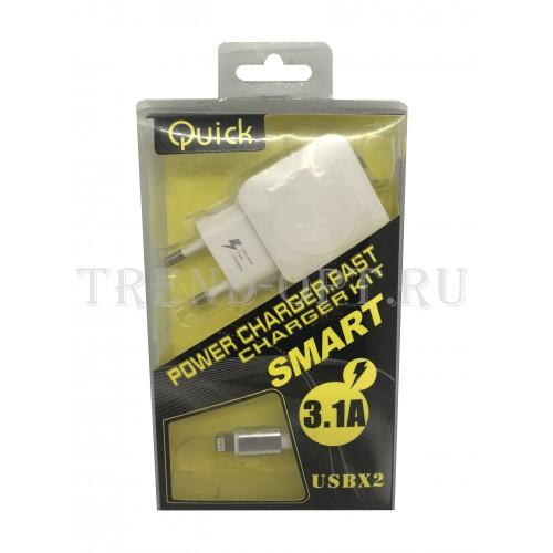 Зарядное устройство Quick smart