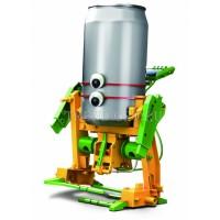 Конструктор робот 6 в 1 на солнечных батареях Solar