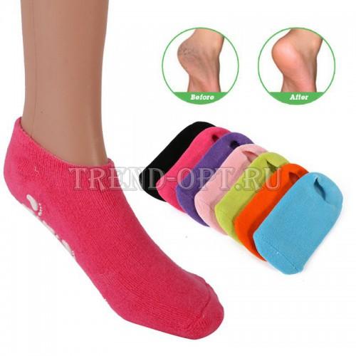 Увлажняющие гелевые SPA Gel Socks