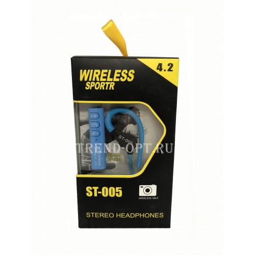 Bluetooth гарнитура St-005