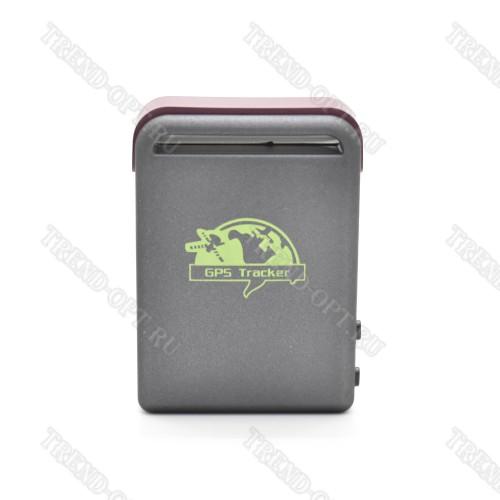 GSM-GPRS-GPS Tracker