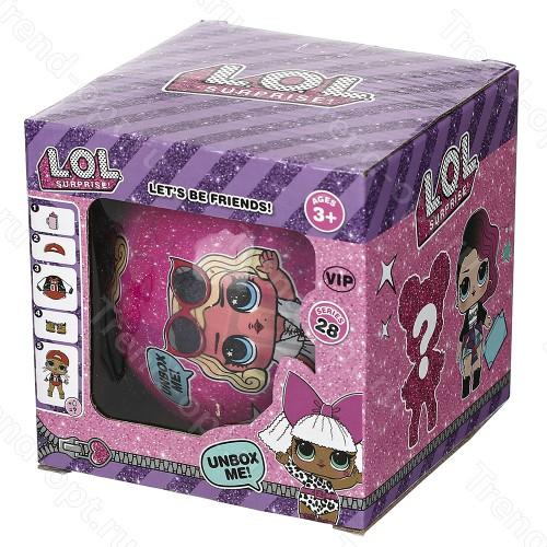 Кукла LOL 28 серия