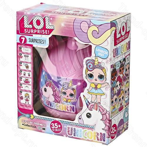 Кукла LOL Surprise Unicorn