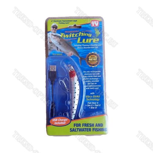 Инновационная приманка для рыб Fish Master