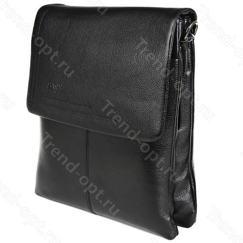Барсетка для документов мужская коричневая 101517