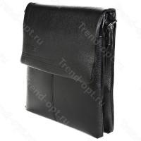 Барсетка для документов мужская коричневая 101519