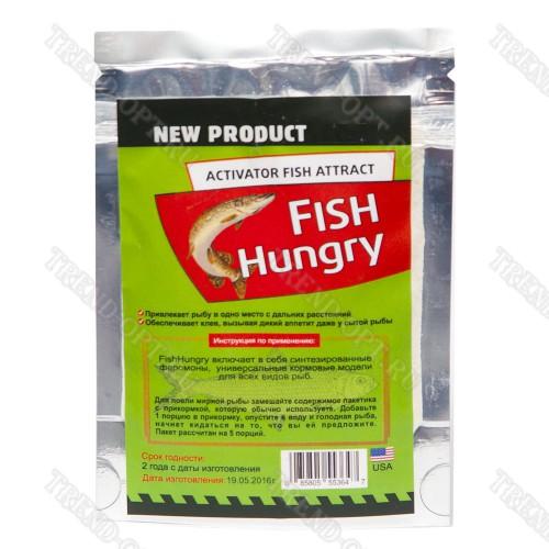 Активатор улова Fish Hungry