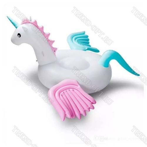 Надувной матрас Единорог с крыльями
