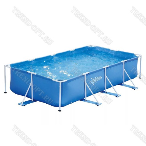 Каркасный бассейн INTEХ 450см*220см*84м