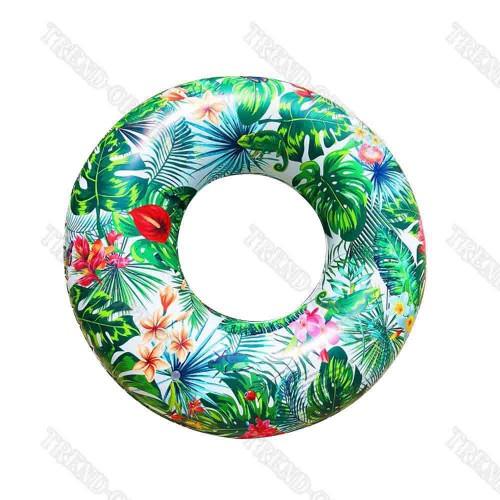 Надувной круг Тропик