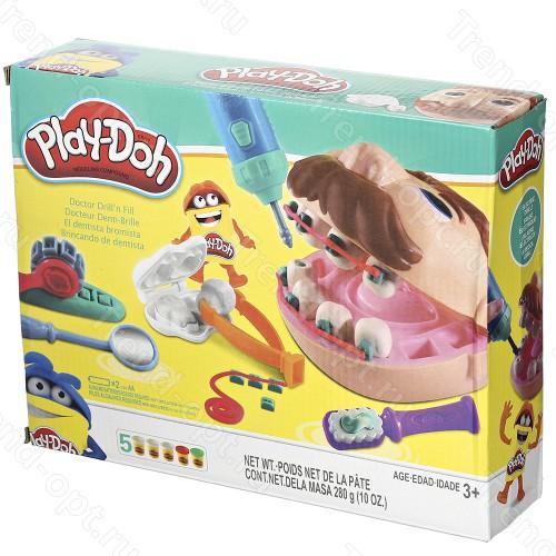 Play-Doh Мистер Зубастик