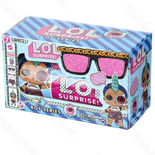 Детская игрушка Шар Surprise мальчик