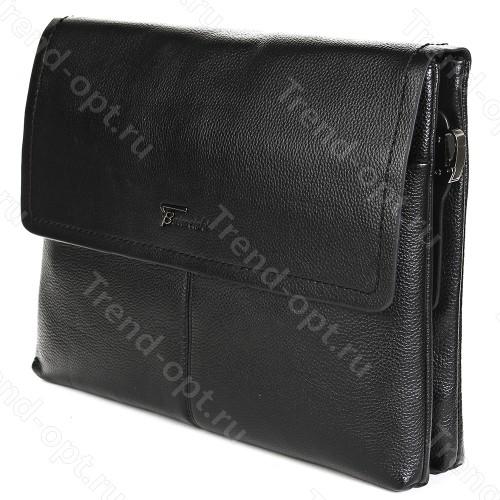 Портфель для документов черный