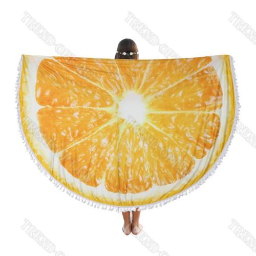 Парео Апельсин