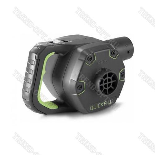 Насос электрический аккумуляторный INTEX 12/220V