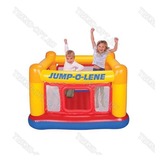 Надувной игровой центр Intex JUMP-O-LENE