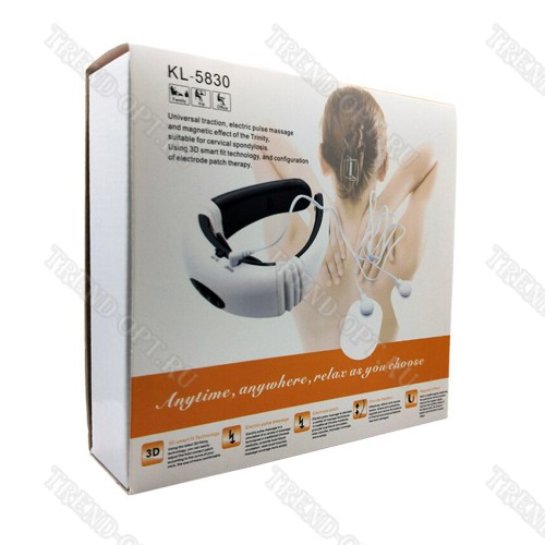 Массажер для шеи Neck Massager KL 5830