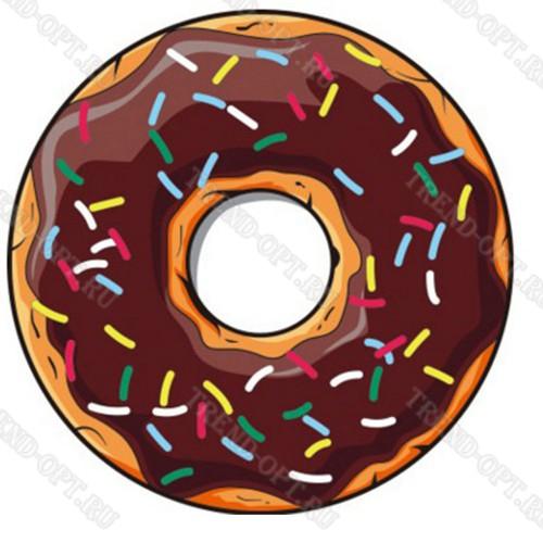 Парео  Шоколадный Пончик