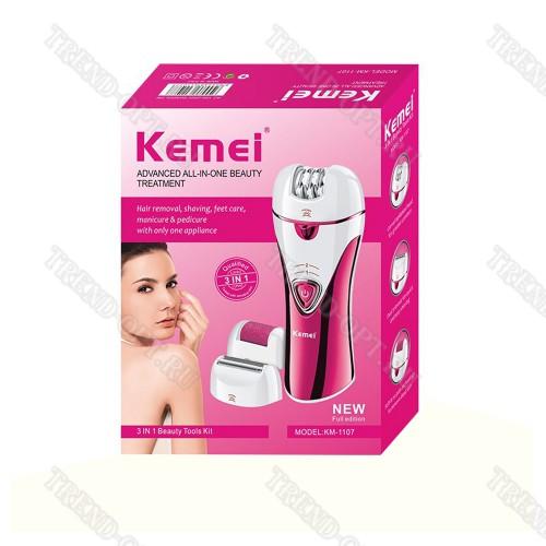 Эпилятор Kemei KM-1107