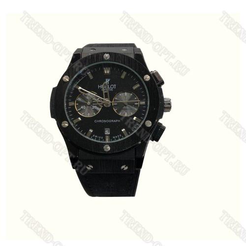Мужские часы Hublot Classic Fusion черные