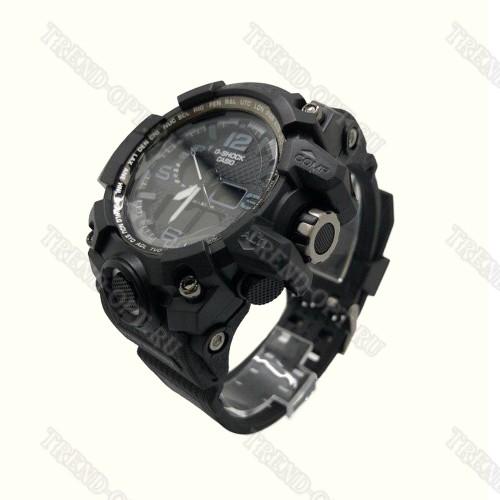 Мужские часы Casio G-SHOCK GWG-1000 черные