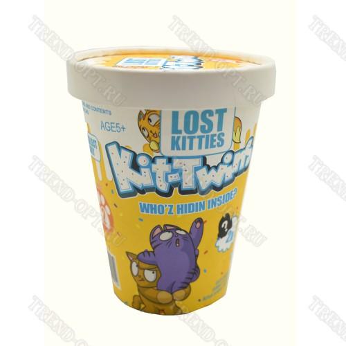 Игровой набор Lost Kitties