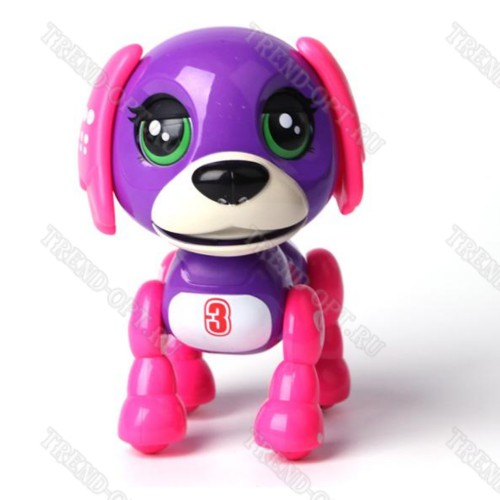 Интерактивная собака Умный щенок Dison