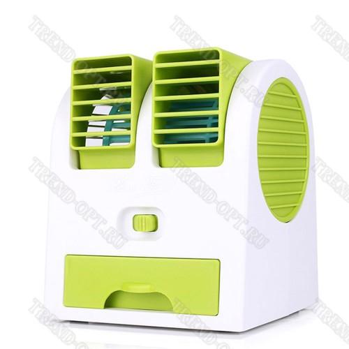 Настольный мини кондиционер-вентилятор