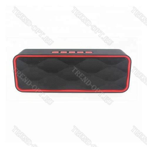 Беспроводная портативная Bluetooth колонка
