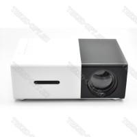 LED проектор YG300 портативный переносной