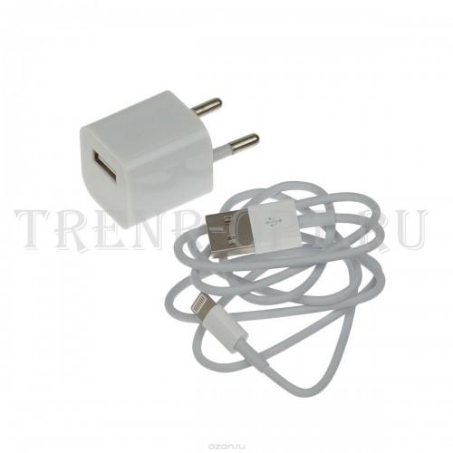 Сетевое зарядное устройство USB Power Adapter