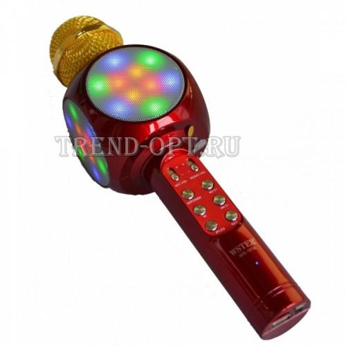 Беспроводной караоке-микрофон WS-1816