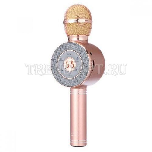 Беспроводной Bluetooth караоке микрофон Wster WS-668