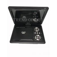 Портативный DVD плеер XPX EA-9066 с TV тюнером 9,8