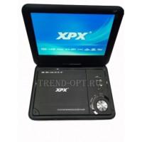 Портативный DVD плеер XPX EA-9067 с TV тюнером 9,8