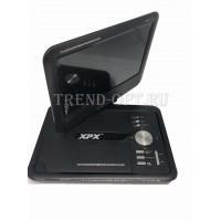 Портативный DVD плеер XPX EA-9099D с TV тюнером 9.8