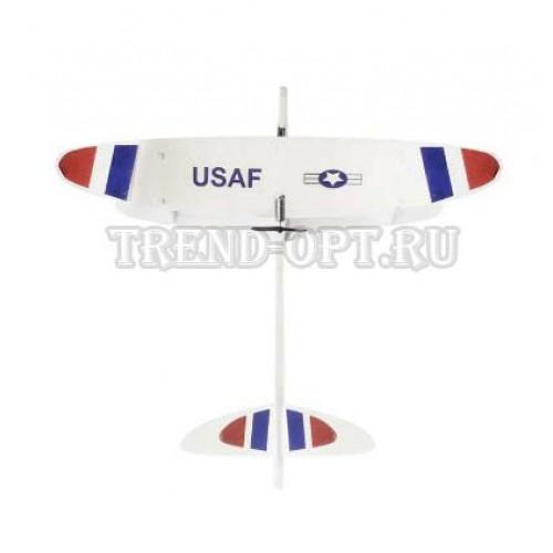 Самолет метательный с мотором